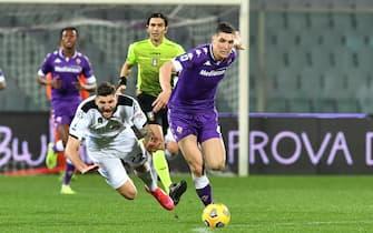 Fiorentina vs Spezia - Serie A TIM 2020/2021