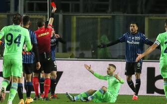 Atalanta vs Lazio - Quarti di Finale - Coppa Italia - 20202021