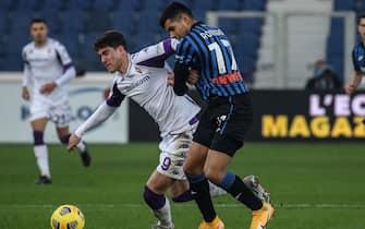 Atalanta vs Fiorentina - Seria A Tim 2020/2021