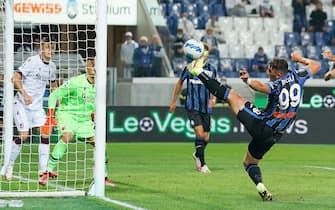 Atalanta vs Bologna - Serie A TIM 2021/2022