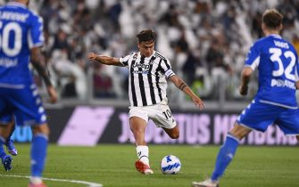 Juventus Fc vs Empoli - Serie A TIM 2021/2022