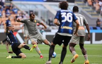 Italian football Serie A match - <titolo>