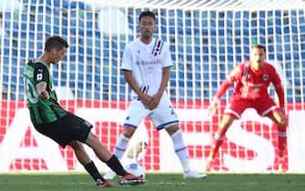 Sassuolo vs Sampdoria - Serie A TIM 2021/2022