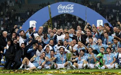 Supercoppa Italiana: l'albo d'oro del trofeo