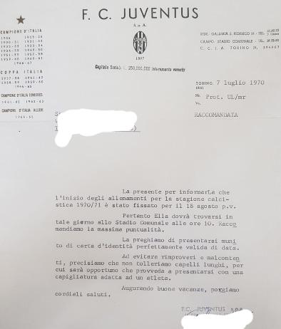 Documento Juve