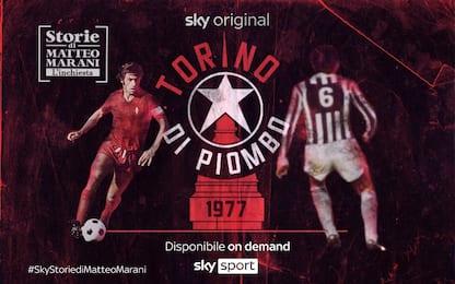 1977, Torino di Piombo