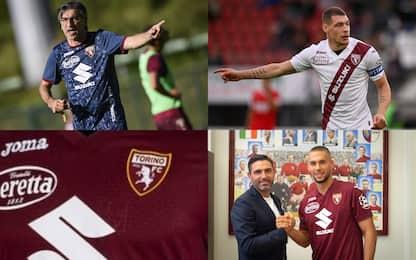 Tutto sul Torino 2021-2022