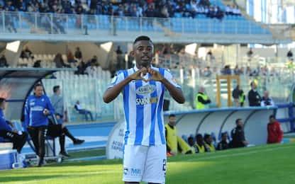 Serie B, il Benevento crolla a Pescara