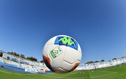 La Serie B si ferma fino al 1° maggio