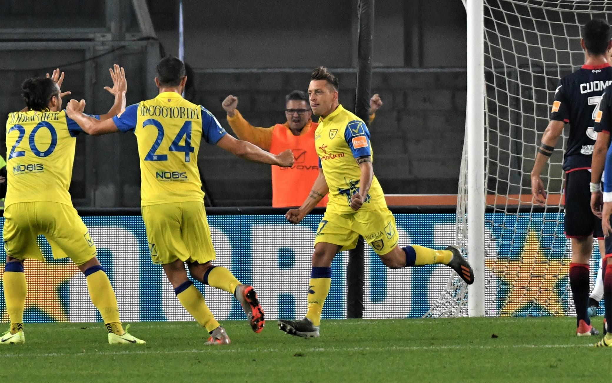 Risultati Serie B, la diretta LIVE delle partite della 10^ giornata
