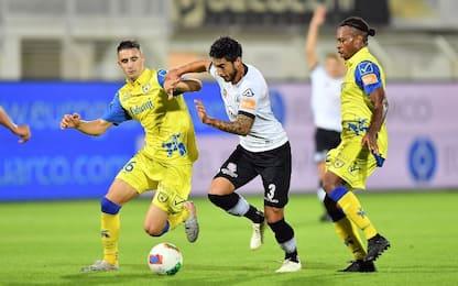 Tante occasioni, zero gol: pari in Spezia-Chievo