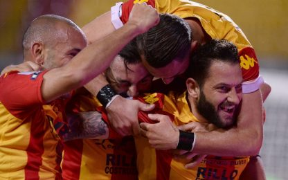 Tuia e Kragl, il Benevento non si ferma: Empoli ko
