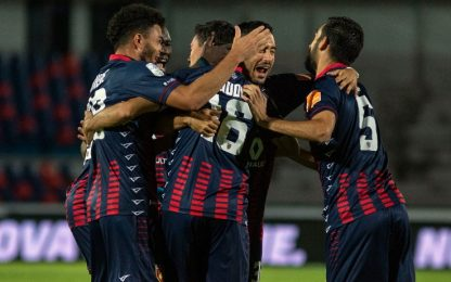 Cremonese, crisi senza fine: il Cosenza vince 2-0