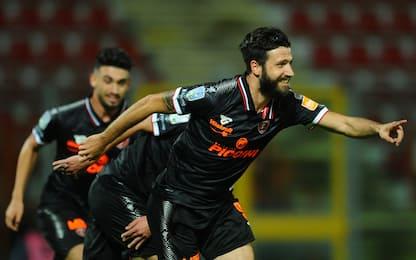 Doppio Iemmello, il Perugia è 2°: Pescara battuto
