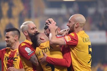 Benevento vs Trapani - Serie BKT 2019/2020