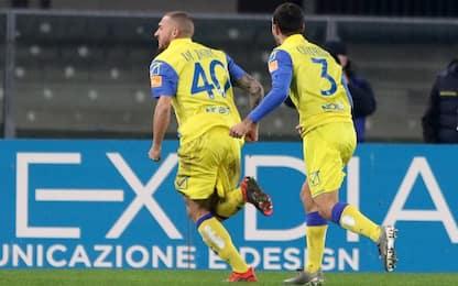 Al Chievo basta Di Noia, Cremonese battuta 1-0
