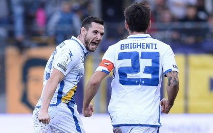 Frosinone ed Entella ok, due vittorie da playoff