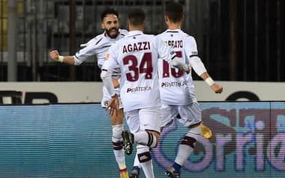 Mancuso riprende Marras, 1-1 tra Empoli e Livorno