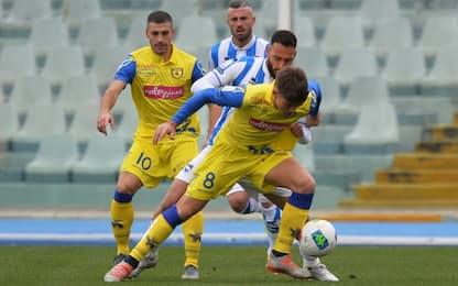 Poche emozioni, nessun gol: Pescara-Chievo 0-0