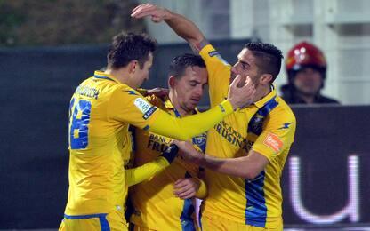 Citro gol, colpo del Frosinone a Ascoli