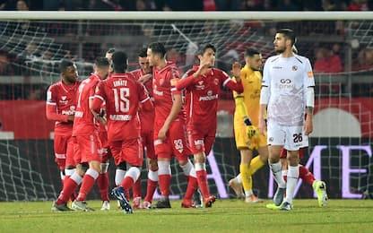 Cosmi, che ritorno al Curi: Livorno ko per 1-0