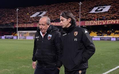 Sau risponde a Djuric: pari Benevento-Salernitana