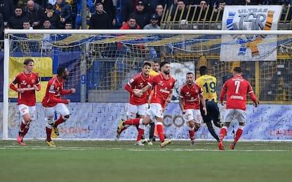 Perugia, scatto playoff. Colpo Venezia col Chievo