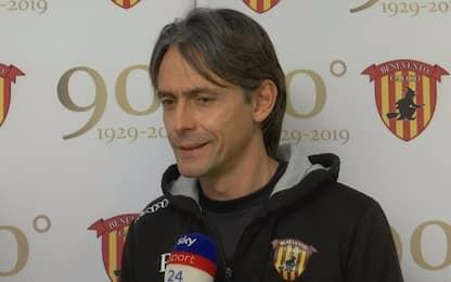 "Inzaghi: ""Vigorito su Ibra? Voleva pure Mandzukic"""