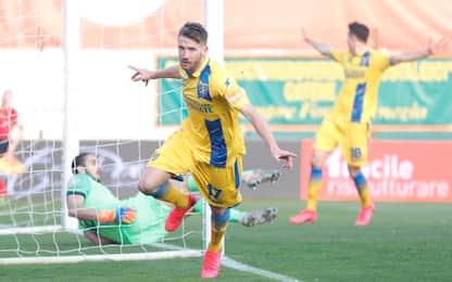 Serie B, Crotone e Frosinone volano al 2° posto