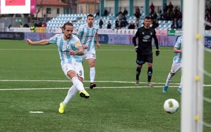 L'Entella torna a vincere, pari tra Pisa e Chievo