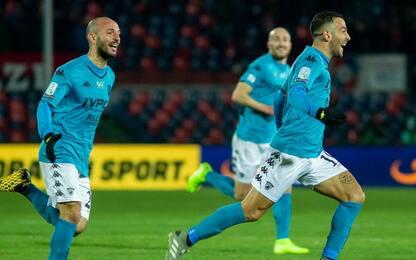 Benevento vola: 1-0 a Cosenza e +17 sulle seconde