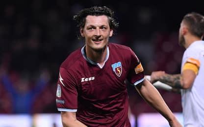 Alla Salernitana basta Djuric: 1-0 al Trapani