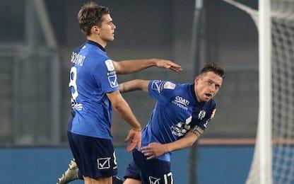 Giaccherini rilancia il Chievo: Salernitana ko 2-0