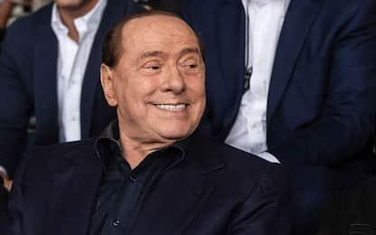 """Berlusconi: """"Ibra e Kakà al Monza? Mai dire mai"""""""