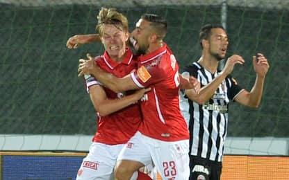 Cosmi batte l'Ascoli: il Perugia vince al Del Duca