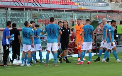 Il Benevento sa solo vincere: 1-0 alla Cremonese