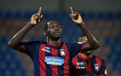 Crotone, tris da Serie A. Ok Pordenone e Frosinone