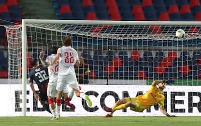 Serie B, il Cosenza spera ancora: 2-1 al Perugia