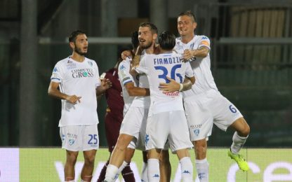 Empoli e Frosinone ai playoff, Juve Stabia in C