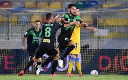 Tremolada lancia il Pordenone: 1-0 al Frosinone