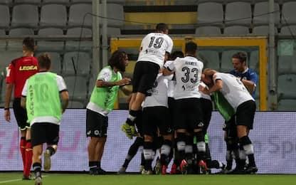 Lo Spezia ribalta il Chievo: 3-1 e finale playoff