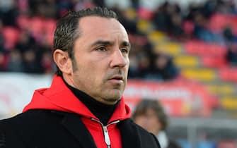 Monza vs Arezzo - Campionato italiano di calcio Serie C 2019/202