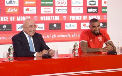 "Boateng: ""A Galliani e Berlusconi non si dice no"""