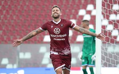 Lecce e Frosinone ok. Menez-gol, esordio Boateng