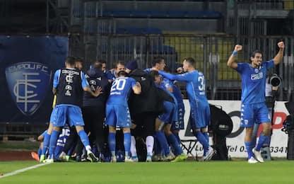 L'Empoli batte 2-1 la Spal. Vince il Cittadella