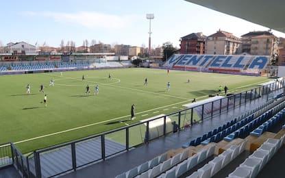 Serie B, rinviata Virtus Entella-Venezia