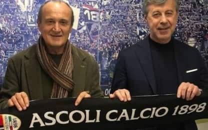 Ascoli, esonerato Bertotto: ufficiale Rossi