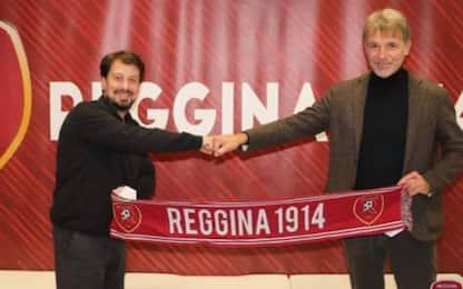 Marco Baroni è il nuovo allenatore della Reggina