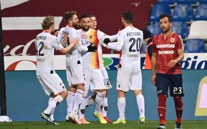 L'Empoli frena col Cittadella, trionfo del Lecce