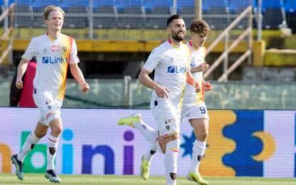 Il Lecce vince ancora, altro stop Monza: risultati